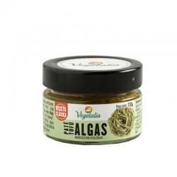 Pate de Algas Bio 110g Vegetalia - Imagen 1