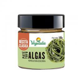 Pate de algas bio 180g Vegetalia - Imagen 1