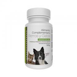 Digestive Aid 1g 100 comprimidos Healthy Pets - Imagen 1