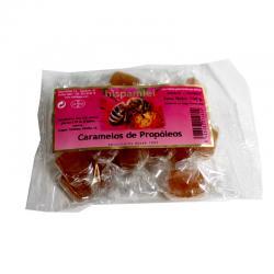Caramelos Miel y Propoleo 100g Hispamiel - Imagen 1