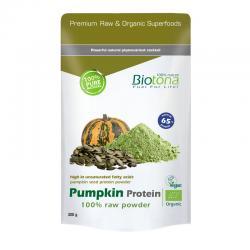 Pumpkin Protein Raw (Proteina de Calabaza) Bio 300g Biotona - Imagen 1