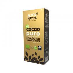 Cacao puro desgrasado MG.11% Bio 150g Alternativa 3 - Imagen 1