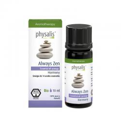 Sinergia Always Zen (Armonia) 10ml bio Physalis - Imagen 1