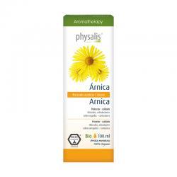 Aceite vegetal de Arnica Bio 100ml Physalis - Imagen 1