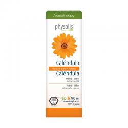Aceite vegetal de Calendula Bio 100ml Physalis - Imagen 1