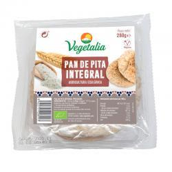 Pan Pita Integral Bio 280g Vegetalia - Imagen 1