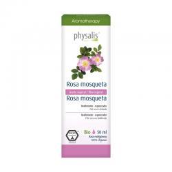 Aceite vegetal de Rosa Mosqueta bio 50ml Physalis - Imagen 1