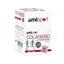 Colageno con magnesio+vit.C Sport 20 sticks Ana Maria La Justicia - Imagen 1