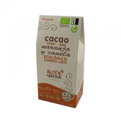 Cacao puro con Naranja y Canela bio 125g Alternativa3 - Imagen 1