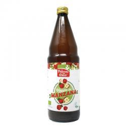 Vinagre de manzana no pasteurizado bio 750ml La Finestra - Imagen 1