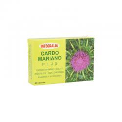 Cardo mariano Plus 60 capsulas Integralia - Imagen 1