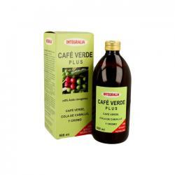 Cafe Verde Plus 500ml Integralia - Imagen 1