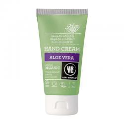 Crema de manos Aloe Vera bio 75ml Urtekram - Imagen 1
