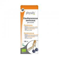 Eleuterococo (eleutherococcus senticosus) extracto hidroalcoholico bio 100ml Physalis - Imagen 1