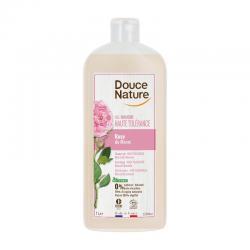 Gel Ducha Rosa Bio 1L Douce Nature - Imagen 1