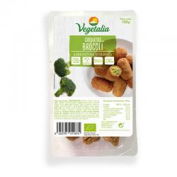 Croquetas de Brocoli Bio 180g Vegetalia - Imagen 1
