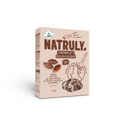 Granola de Cacao, Coco y Quinoa Bio 325g Natruly - Imagen 1