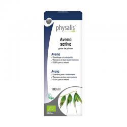 Avena Sativa extracto hidroalcoholico bio 100ml Physalis - Imagen 1