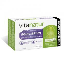 Equilibrio (1 semana gratis) 75 comprimidos Vitanatur - Imagen 1