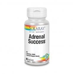 Adrenal Success 60vcaps Solaray - Imagen 1