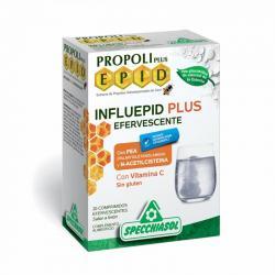 Influepid efervescente 20 comprimidos Specchiasol - Imagen 1