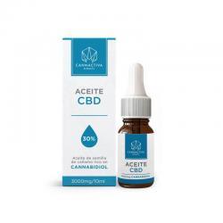 Aceite CBD Cannabidiol 30% 10ml Cannactiva - Imagen 1
