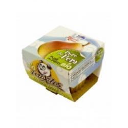 Puré de pera bio 200 g La Finestra - Imagen 1