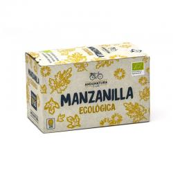 Manzanilla Dulce Bio 20 filtros Andunatura - Imagen 1