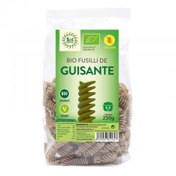 Fusilli de Guisantes s/gluten Bio 250g Sol Natural - Imagen 1
