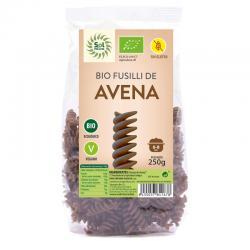 Fusilli de Avena s/gluten Bio 250g Sol Natural - Imagen 1