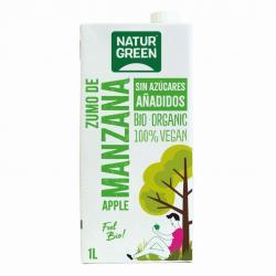 Zumo de manzana bio 1L Naturgreen - Imagen 1