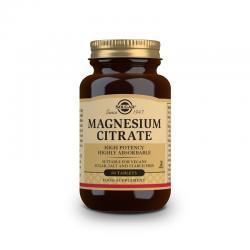 Citrato de Magnesio 200mg 60 comprimidos Solgar - Imagen 1