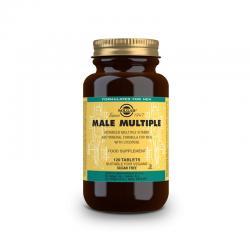Male Multiple (Complejo para hombre) 120 comprimidos Solgar - Imagen 1