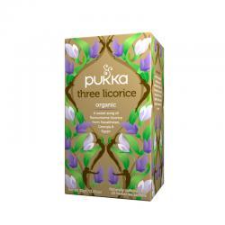 Pukka Tres Regaliz infusion Bio 20 filtros - Imagen 1