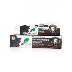 Dentifrico carbon activado Bio 100ml Dr. Organic - Imagen 1