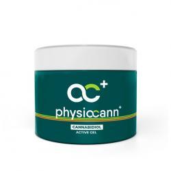 Physiocann Gel Activo CBD Fisioterapia 300ml Cannactiva - Imagen 1