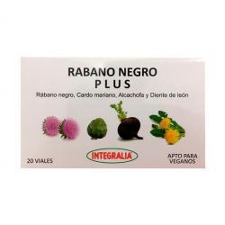 Rabano Negro plus 20x10ml Integralia - Imagen 1
