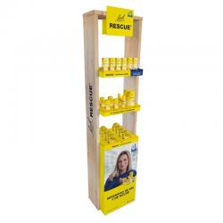 Expositor floorstand 40ud Rescue Remedy 2021 Bach - Imagen 1