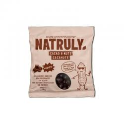 Cacao&Nuts cacahuete Chocolate Negro 150g Natruly - Imagen 1