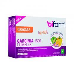 Biform Garcinia 1500 complex 42 capsulas Dietisa - Imagen 1