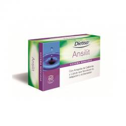 Ansilit 60 capsulas Dietisa - Imagen 1