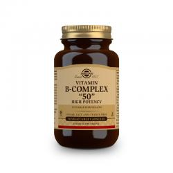 Vitamina B Complex '50' High potency 50vcaps Solgar - Imagen 1