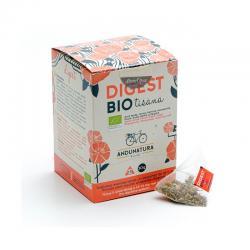 Tisana Digest Bio 15x2g Andunatura - Imagen 1