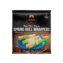 Rollitos de primavera (20 laminas) 100g deSIAM - Imagen 1