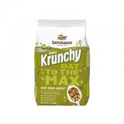 Muesli Krunchy Avena crujiente (oat to the Max) bio 500g Barnhouse - Imagen 1