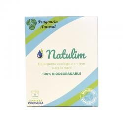 Detergente tiras biodegradable natural 32 lavados Natulim - Imagen 1