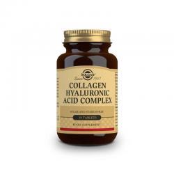 Acido Hialuronico Complex 120mg 30 comprimidos Solgar - Imagen 1