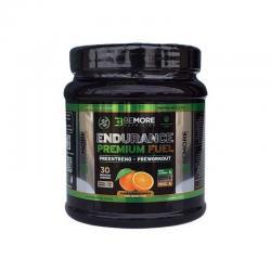Preentreno Endurance Fuel naranja 300g BeMore - Imagen 1
