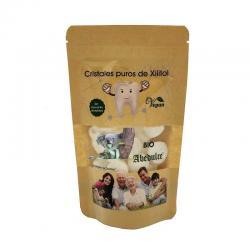 Caramelos de xilitol sabor Eucalipto bio 40x3.8g Abedulce - Imagen 1