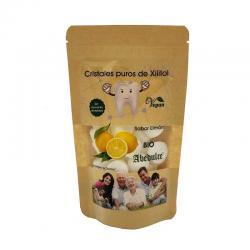 Caramelos de xilitol sabor Limon bio 40x3.8g Abedulce - Imagen 1